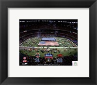 Framed Ohio State Buckeyes Allstate Sugar Bowl Champions with Overlay