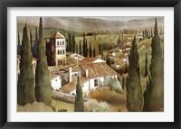 Framed La Vigna