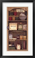Framed Farmhouse Pantry II