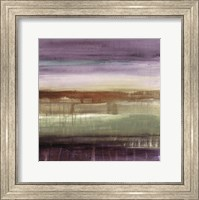 Framed Purple Rain II