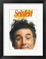 Framed Seinfeld - Kramer