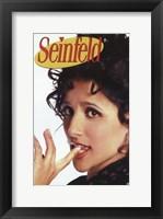 Framed Seinfeld - Elaine