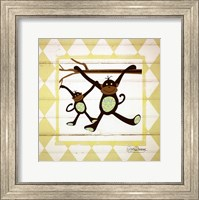 Framed Monkeys