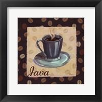 Cup of Joe IV Framed Print