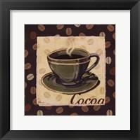 Framed Cup of Joe I