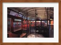 Framed Potrero Street Trolley