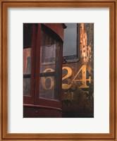 Framed Locomotive #624