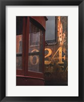 Locomotive #624 Framed Print