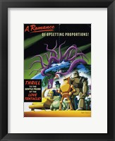 Framed Futurama: The Beast with a Billion Backs TV Show
