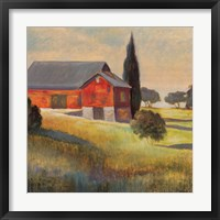 Framed Homestead I
