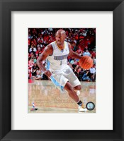 Framed Chauncey Billups 2010-11 Action