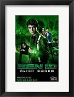 Framed Ben 10: Race Against Time (TV)
