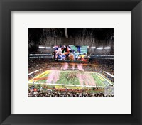 Framed Green Bay Packers Celebrate Super Bowl XLV at Cowboys Stadium