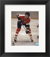 Framed Dave Schultz