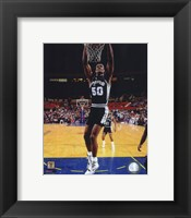 Framed David Robinson 1990 Action