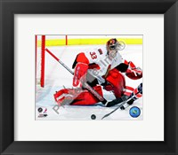 Framed Pascal Leclaire 2010-11 Action