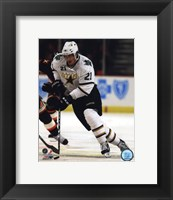 Framed Loui Eriksson 2010-11 Action