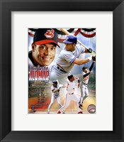 Framed Roberto Alomar Legends Composite