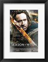 Framed Season of the Witch