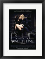 Framed Blue Valentine
