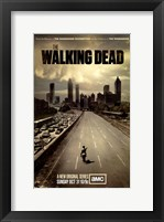 Framed Walking Dead (TV)