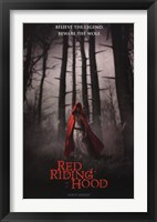 Framed Red Riding Hood - Who's Afraid