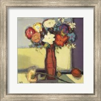 Framed Still Life III