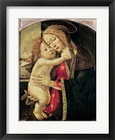 Framed Virgin and Child, c.1500