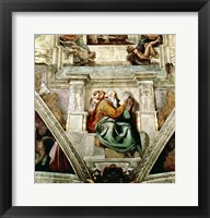 Framed Sistine Chapel Ceiling, 1508-12