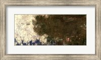 Framed Waterlilies - The Clouds (right side), 1914-18
