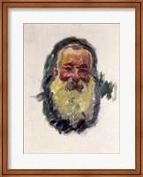 Framed Self Portrait, 1917