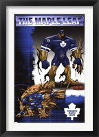 Framed Maple Leafs® - Guardian 11