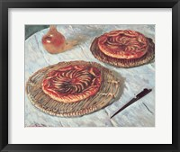 Framed Fruit Tarts, 1882