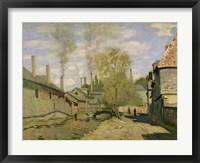 Framed Stream of Robec at Rouen, 1872