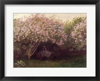 Framed Lilacs, Grey Weather, c.1872-73
