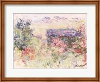 Framed House Through the Roses, c.1925-26