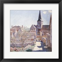Framed Bennecourt, 1885