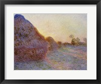 Framed Haystacks