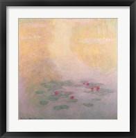 Framed Nympheas, 1908