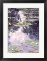 Framed Pond with Water Lilies, 1907