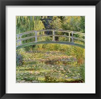 Framed Waterlily Pond, 1899