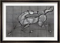 Framed Stallion