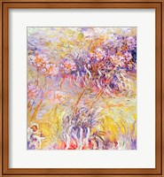 Framed Impression: Flowers