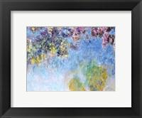 Framed Wisteria, 1920-25