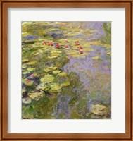 Framed Waterlily Pond, 1917-19