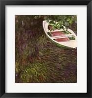 Framed Boat, 1887