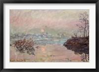 Framed Sunset, 1880