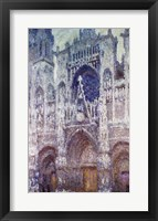 Framed Rouen Cathedral