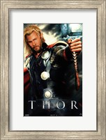Framed Thor Movie