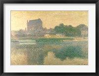 Framed Church of Vernon, Brouillard, 1894